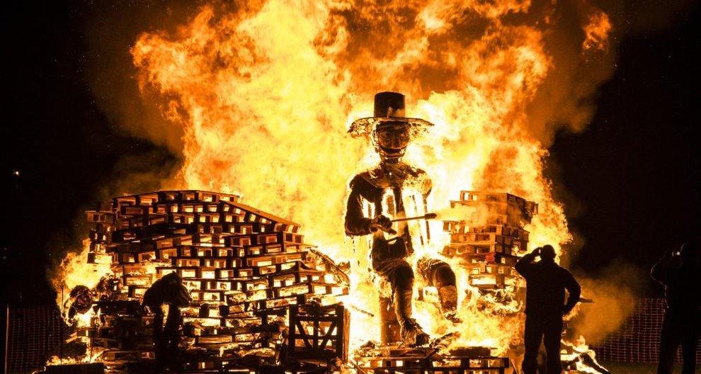 Bonfire Night (Guy Fawkes Night)