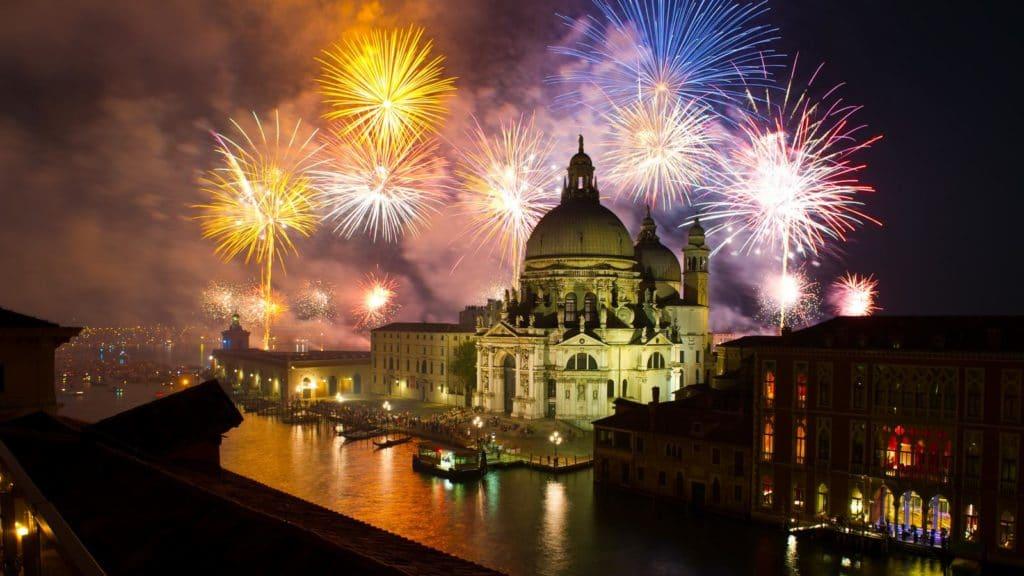 Festa del Redentore Venice, Italy