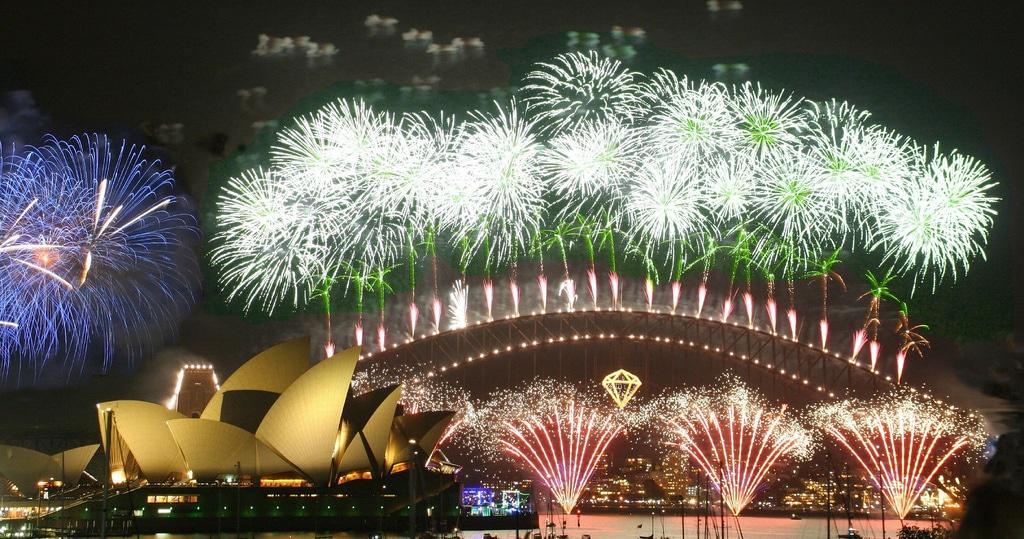Best Fireworks Festivals Displays in the World